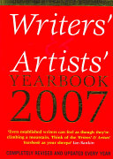 Writers    Artists  Yearbook 2007