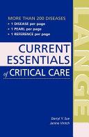 Current Essentials Of Critical Care
