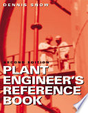 Plant Engineer's Reference Book Of Industrial Activities And May Work