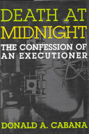 Death at Midnight Prison Has Executed Three Men Now However He