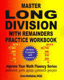 Master Long Division with Remainders Practice Workbook