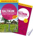 MARCO POLO Reisef  hrer Baltikum  Estland  Lettland  Litauen