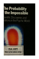 Ebook The Probability of the Impossible Epub Thelma Moss Apps Read Mobile
