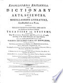 Encyclopaedia Britannica Or A Dictionary Of Arts Sciences And Miscellaneous Literature Pdf/ePub eBook