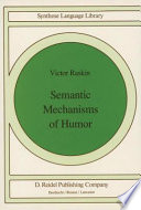 Semantic Mechanisms of Humor