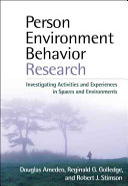 Person environment behavior research