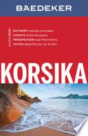 Baedeker Reisef  hrer Korsika