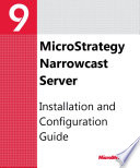 Office User Guide For Microstrategy 9 3 [Pdf/ePub] eBook