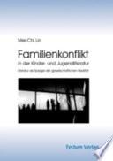 Familienkonflikt in der Kinder- und Jugendliteratur