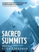 Sacred Summits Book PDF