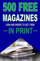 500 Free Magazines