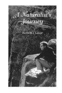 A Naturalist S Journey book