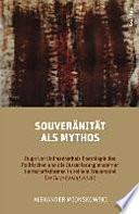 Souveränität als Mythos