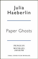 Paper Ghosts Book Cover