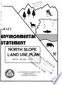 Wasatch National Forest  N F    North Slope Land Use Plan  WY UT
