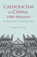 Catholicism in China, 1900-Present