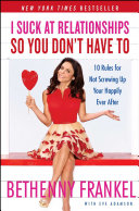 download ebook i suck at relationships so you don\'t have to pdf epub
