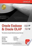 Oracle Essbase   Oracle OLAP
