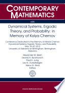Dynamical Systems  Ergodic Theory  and Probability  in Memory of Kolya Chernov