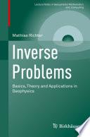 Inverse Problems book