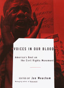 Voices in Our Blood Book