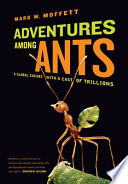 Adventures among Ants The Indiana Jones Of Entomology Takes