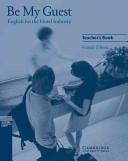 Be My Guest Teacher S Book