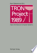 TRON Project 1989