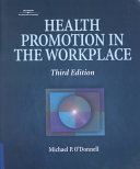 Health Promotion in the Workplace