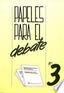 Papeles para el debate n   3