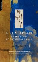 A Rum Affair Book PDF