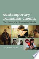 Contemporary Romanian Cinema