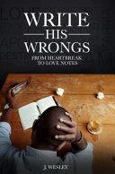 Write His Wrongs