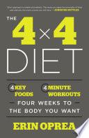 The 4 x 4 Diet