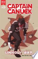 Captain Canuck  Unholy War
