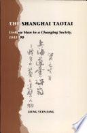 The Shanghai Taotai