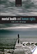 Mental Health and Human Rights