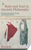 illustration Body and Soul in Ancient Philosophy