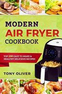 Modern Air Fryer Cookbook