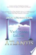 Die Kinder von Dem Gesetz des Einem   Die Verlorenen Lehren von Atlantis