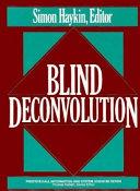 Blind Deconvolution