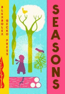 Seasons Words And Illustrations Which Slowly Build A