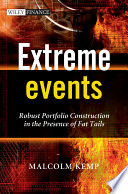 Extreme Events - Robust Portfolio Construction in the Presence of Fat Tails