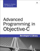 Advanced Programming in Objective C