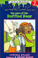 Case Of The Baffled Bear The With Cd