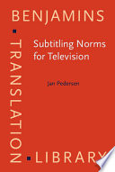 Subtitling Norms for Television: An Exploration Focussing on Extralinguistic Cultural References