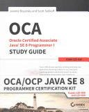 OCA   OCP Java SE 8 Programmer Certification Kit