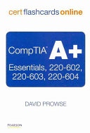 Comptia A Cert Flash Cards Online