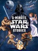 5-Minute Star Wars Stories Book