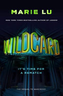 Wildcard (Warcross 2) Book Cover